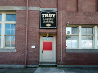 Troy Laundry Building